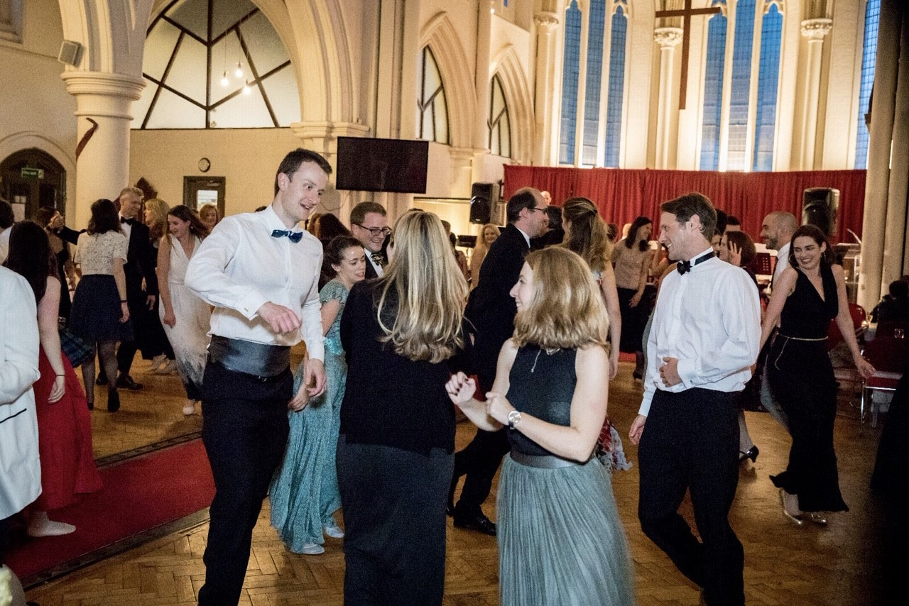 Ceilidh dance hall hire ballet