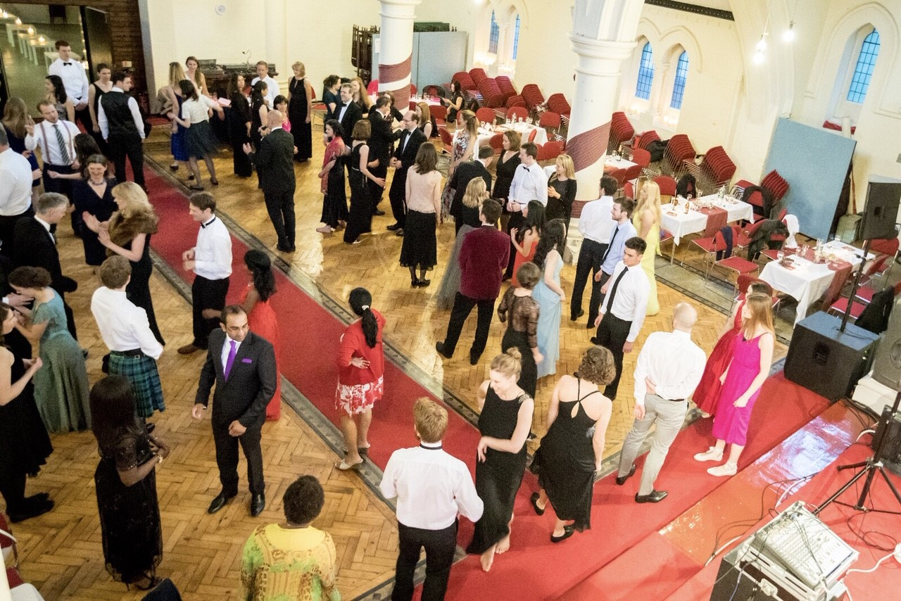 Social mixer dance Fulham west London hire
